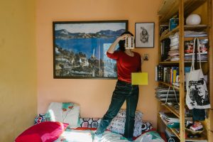 How <b>Little Hope become inspiration</b> for creating small <b>student rooms</b>