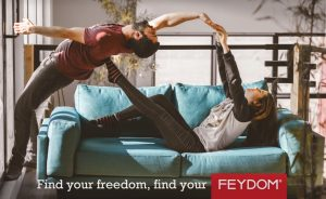 <b>Find your Freedom</b> campaign