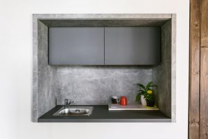 Small space - big function <b>STUDIOOO Kitchen</b>