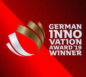 FEYDOM's latest  product CLOOODS  is German innovation Award 2019 Winner